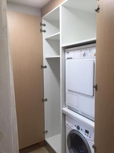 3du carpinteria telf 633 14 76 90 carpinteria de - Mueble lavadora secadora ...